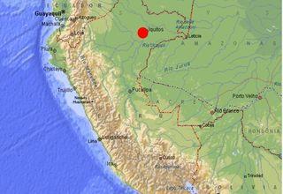 Iquitos_peru_map