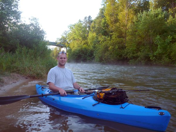 Kayaking To North Manitou Island